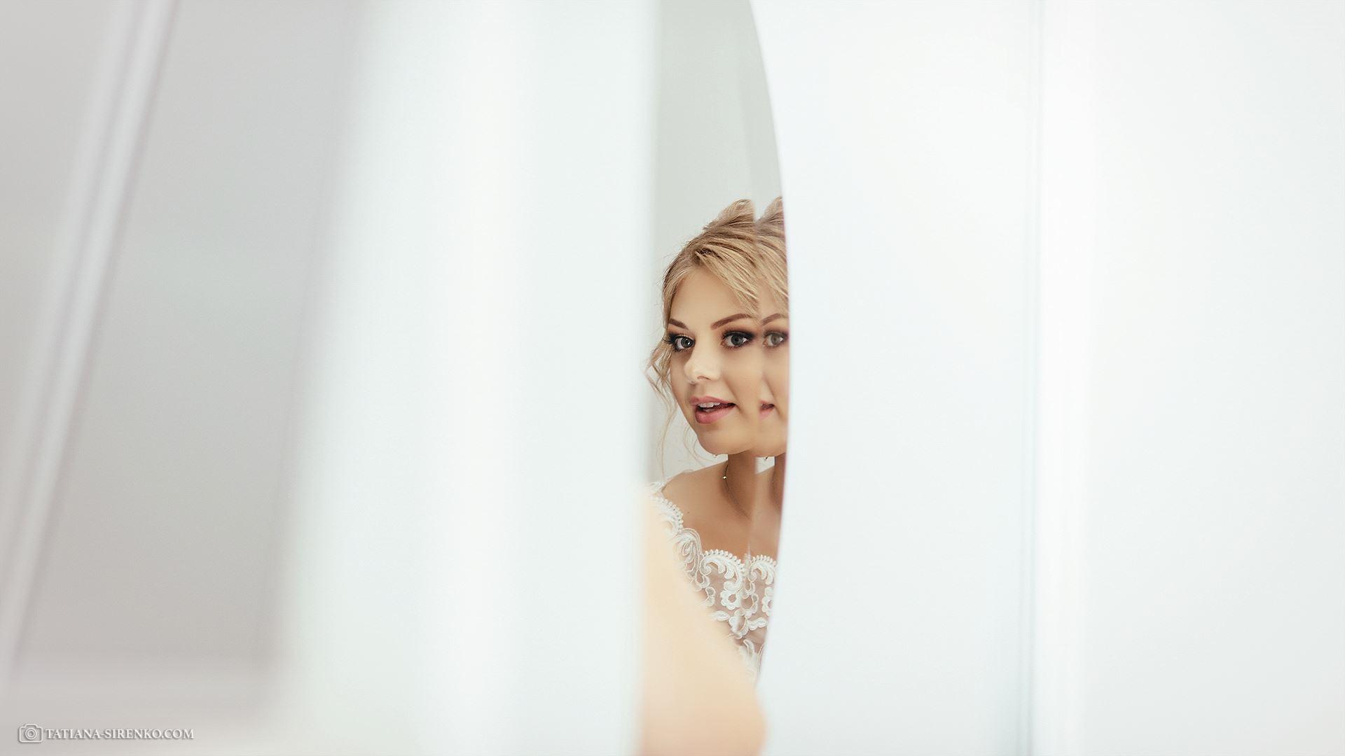 Утро невесты фотосесия