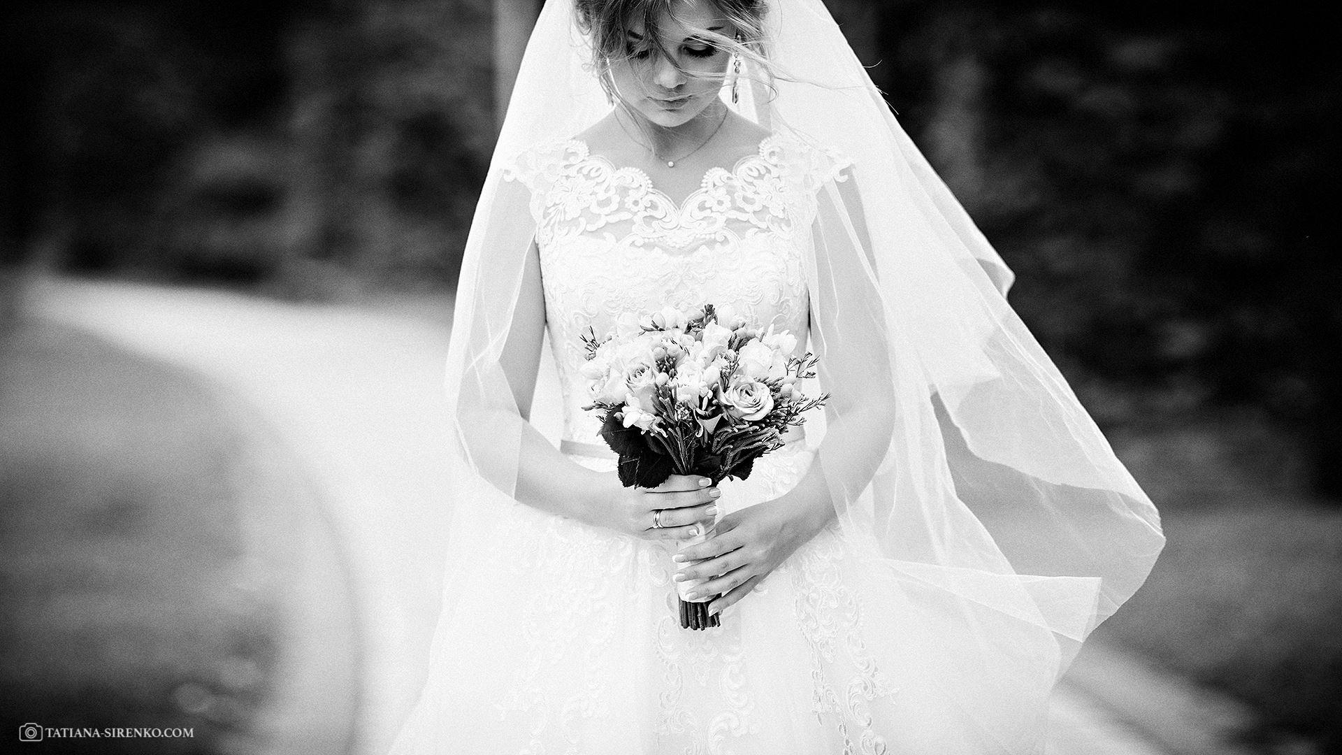 Свадебная прогулка в Феофании