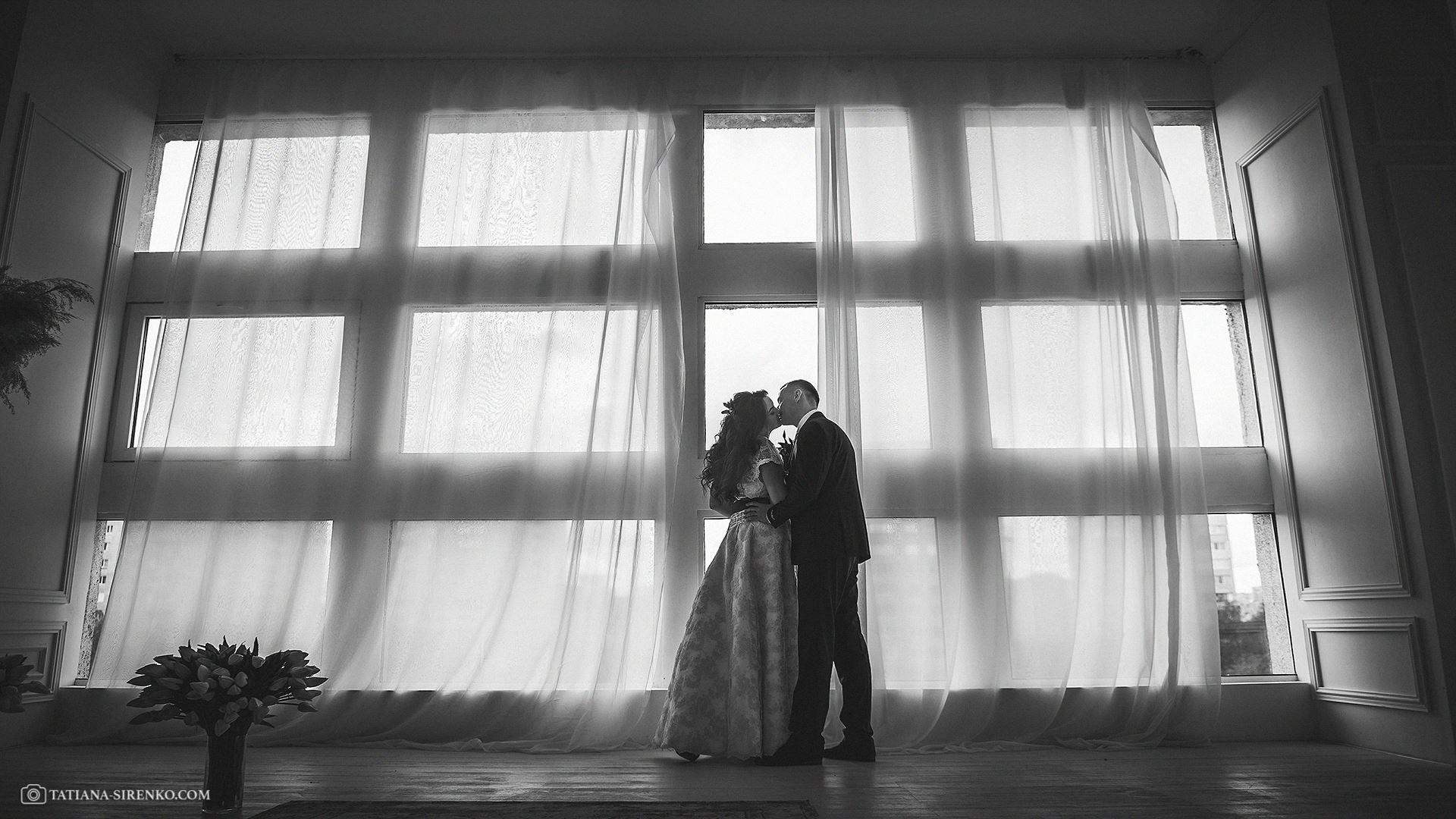Свадебная фотосъемка в студии