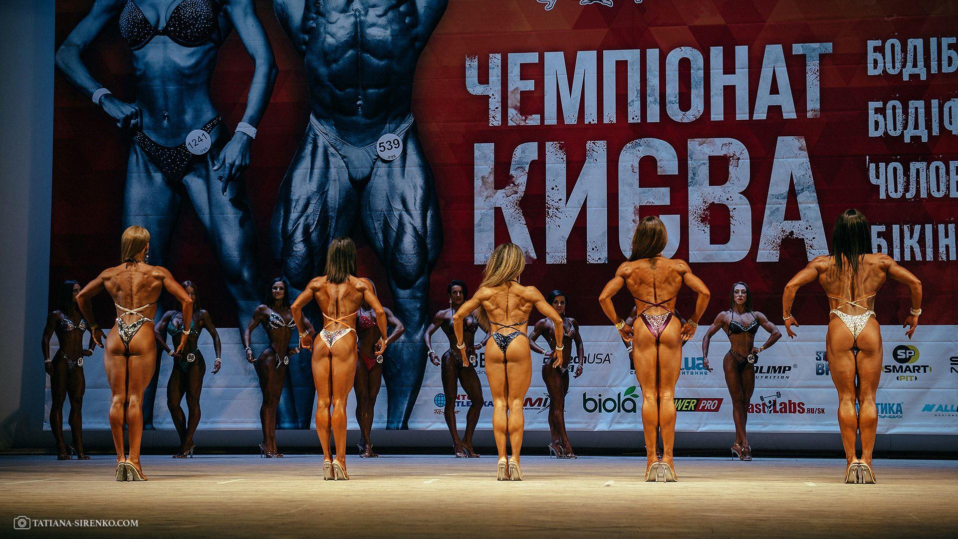 Фотосъемка спортсменов