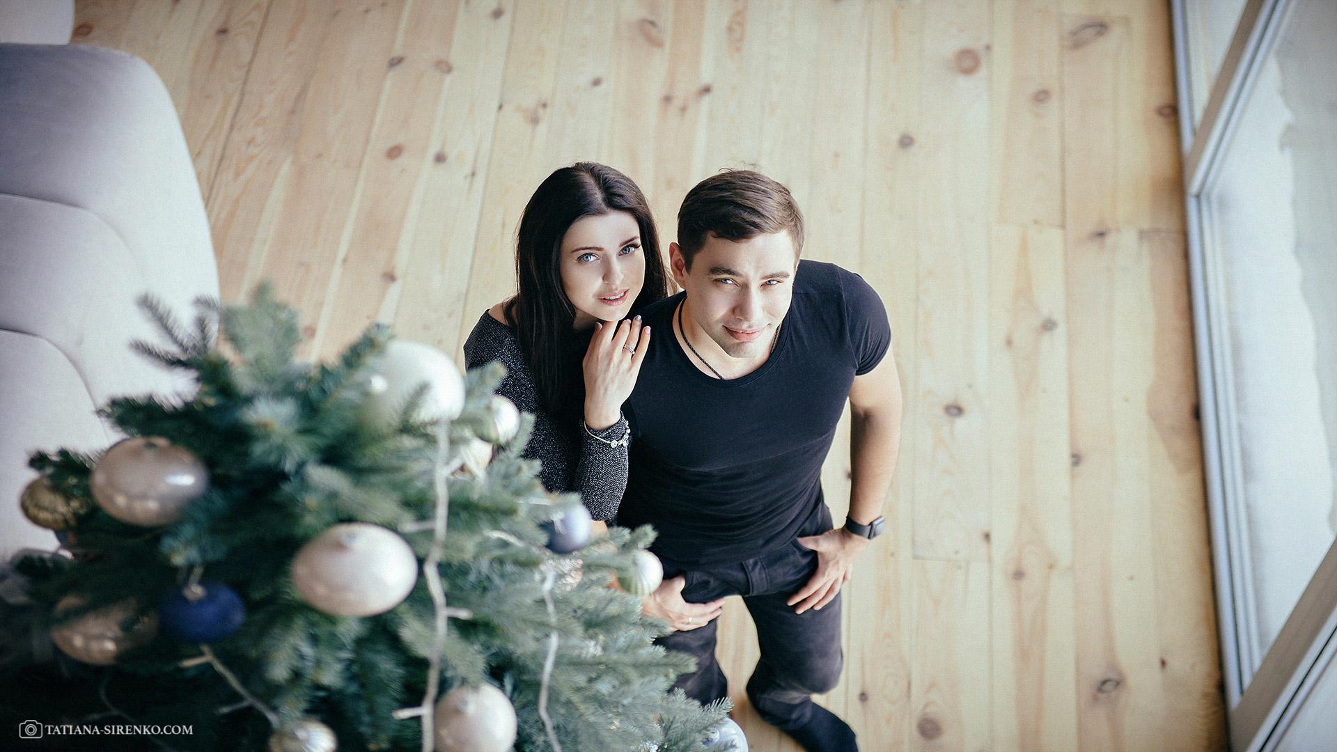 Фотосессия в фотостудии Киев