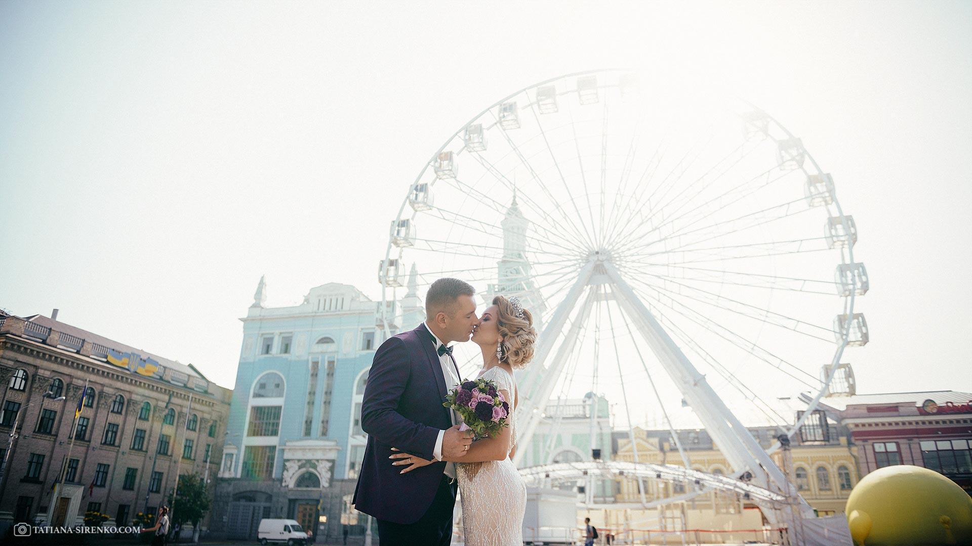 Места для свадебной фотосъемки Почтовая Контактовая набережная