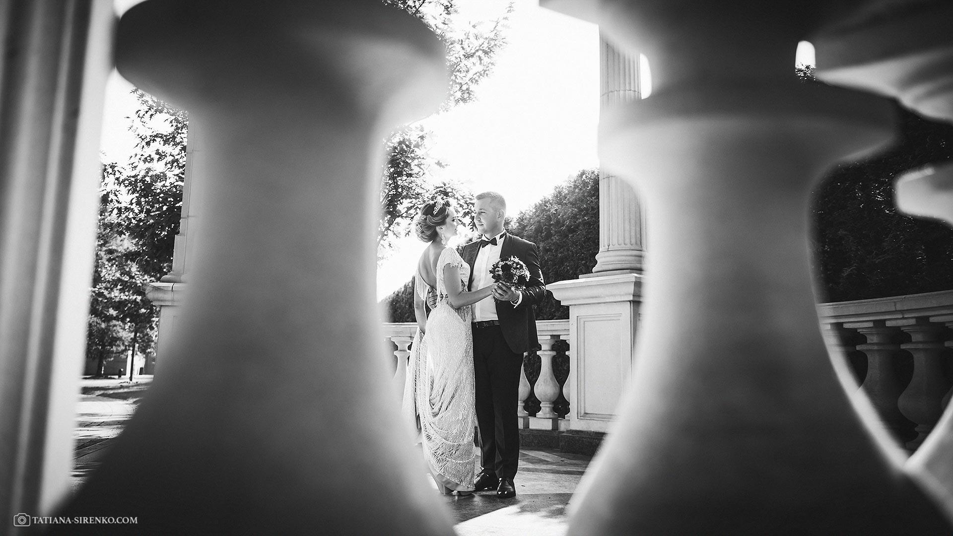 Свадебная фотосессия Межигорье