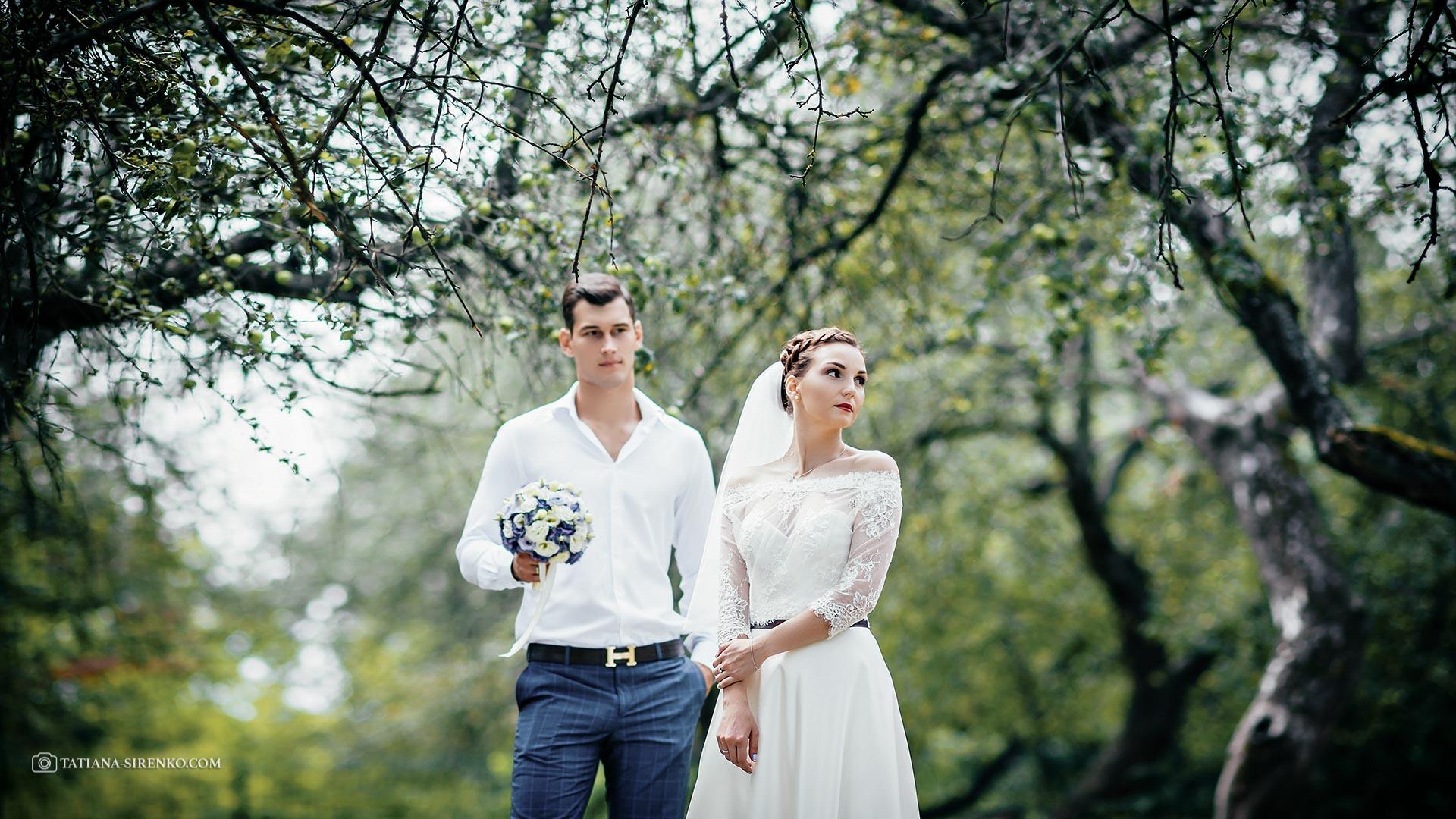 Свадебная фотографияв Чабанах
