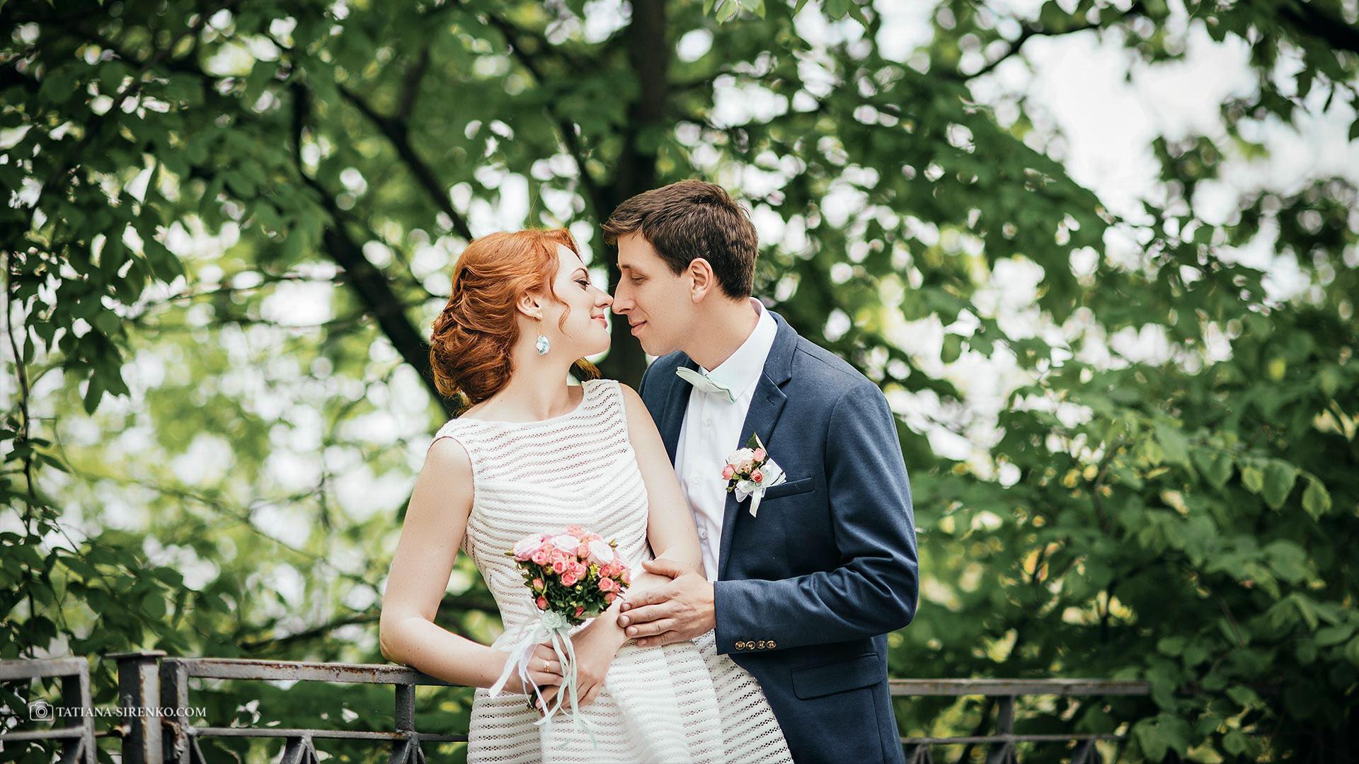 Свадебное фото Софийская площадь