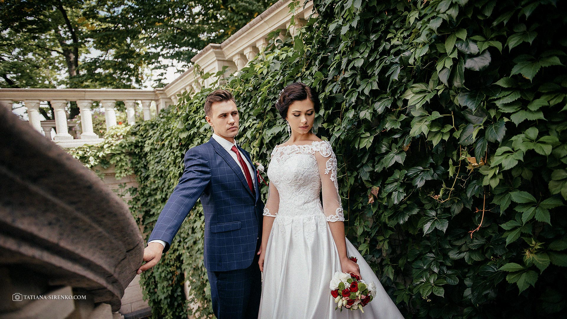 Свадебная фотосессия в Киеве