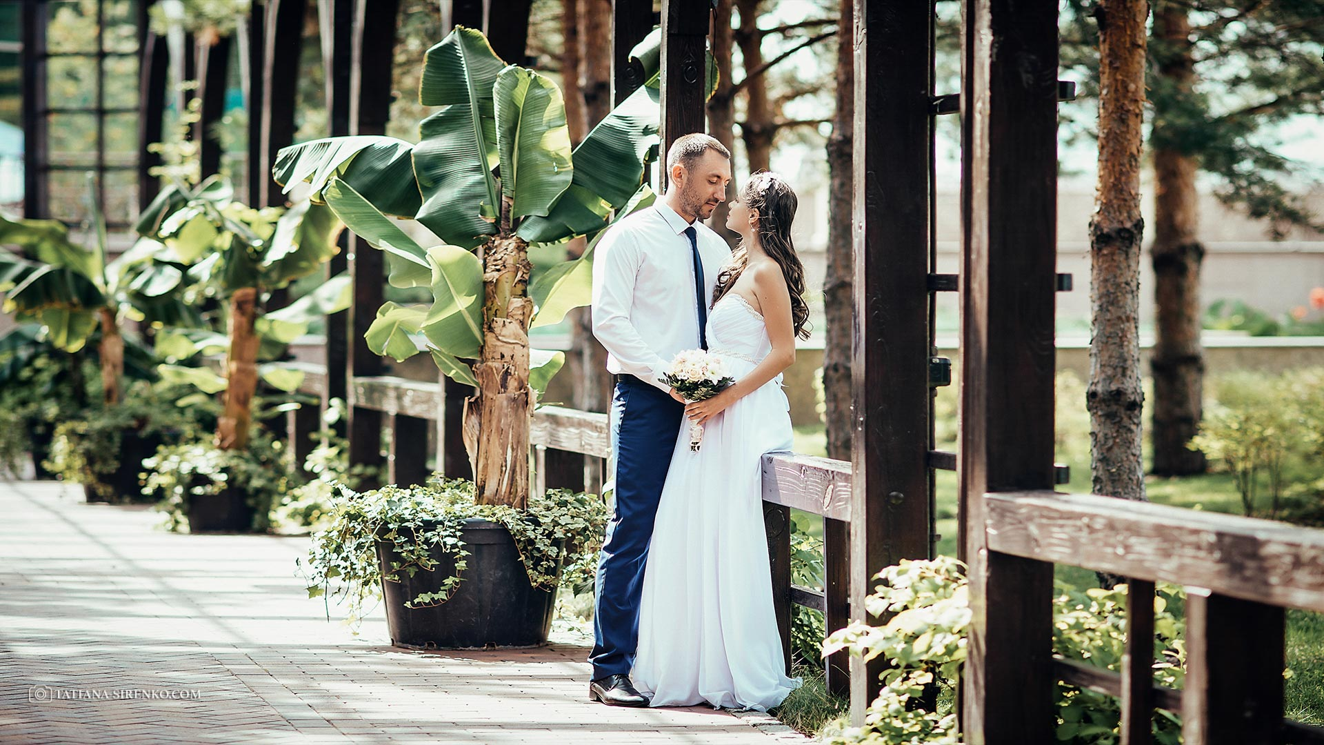 Фотограф свадебный